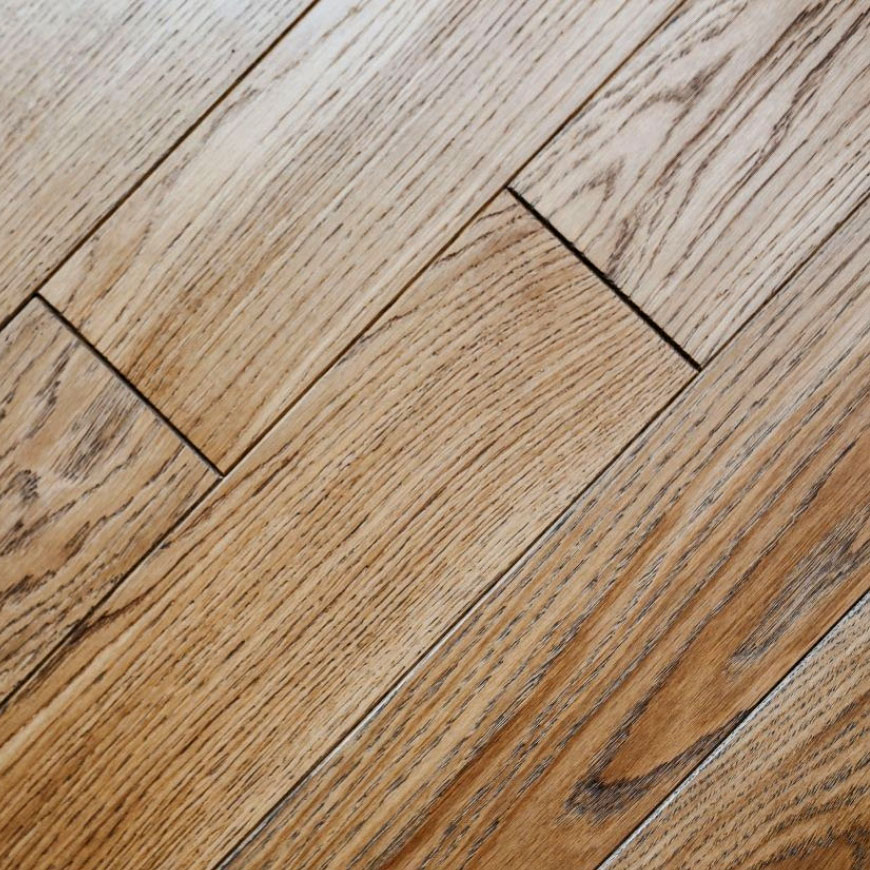 Wood-like Vinyl Flooring - PVC Sheet Applications
